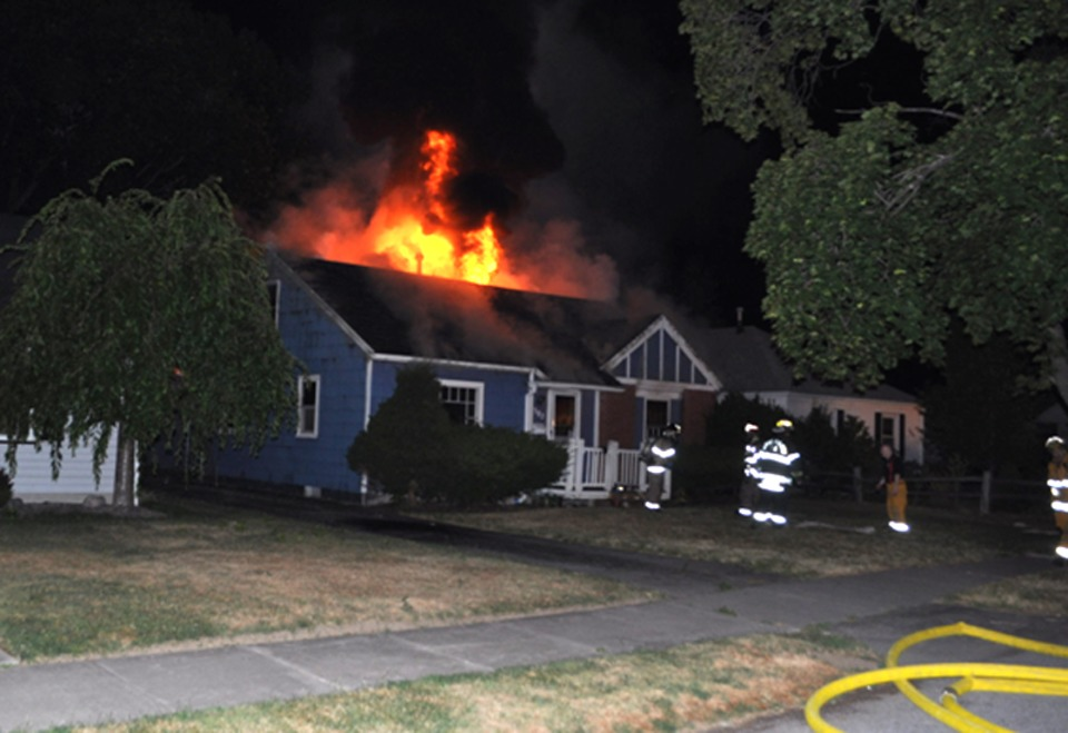 Four Departments Called to House Fire in Irondequoit