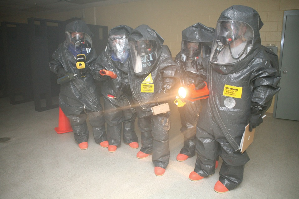 Center For Domestic Preparedness Offers Updated Hazardous Materials