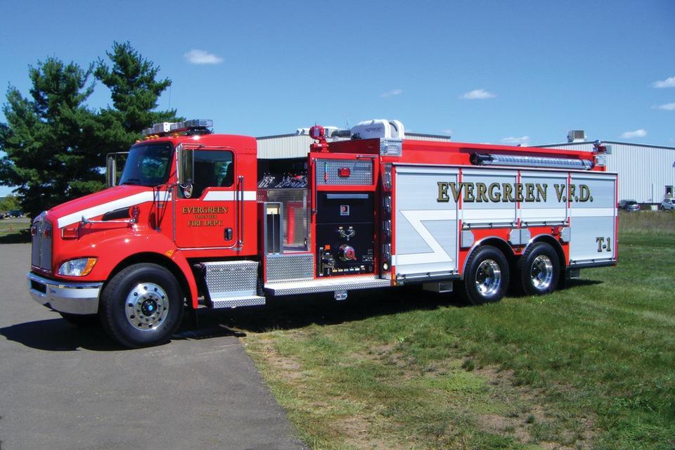 Fire Apparatus Builders Roundtable: E-ONE, KME, Pierce