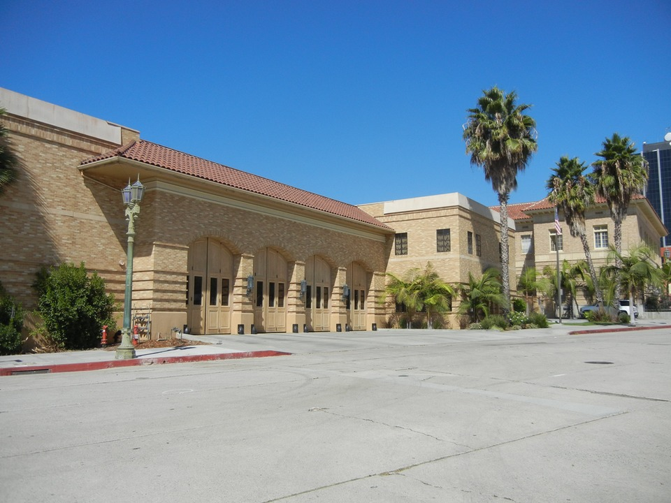 Fire Stations - Los Angeles Fire Station 27