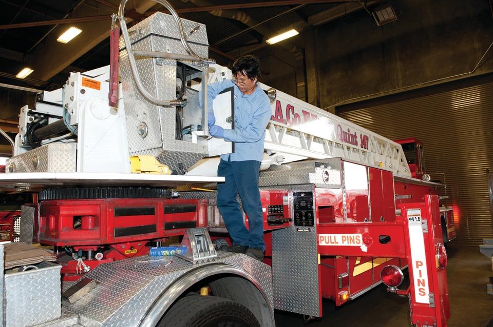 Fire Apparatus Maintenance And Emergency Vehicle Mechanics