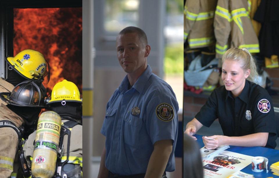 firefighter internship