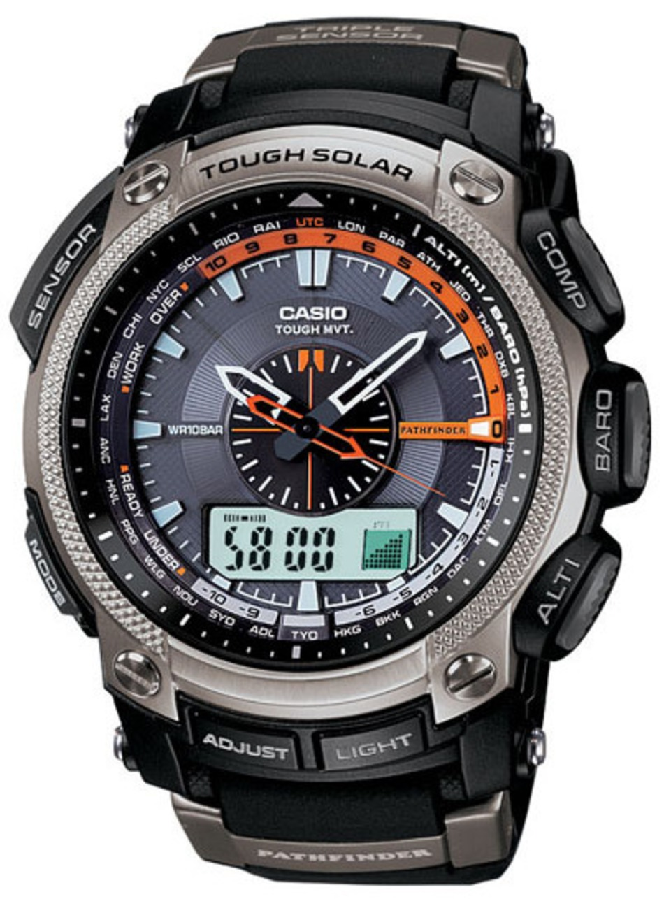 hybrid is tech face like smartwatch your mobile tough blue coming casio g watches shock s