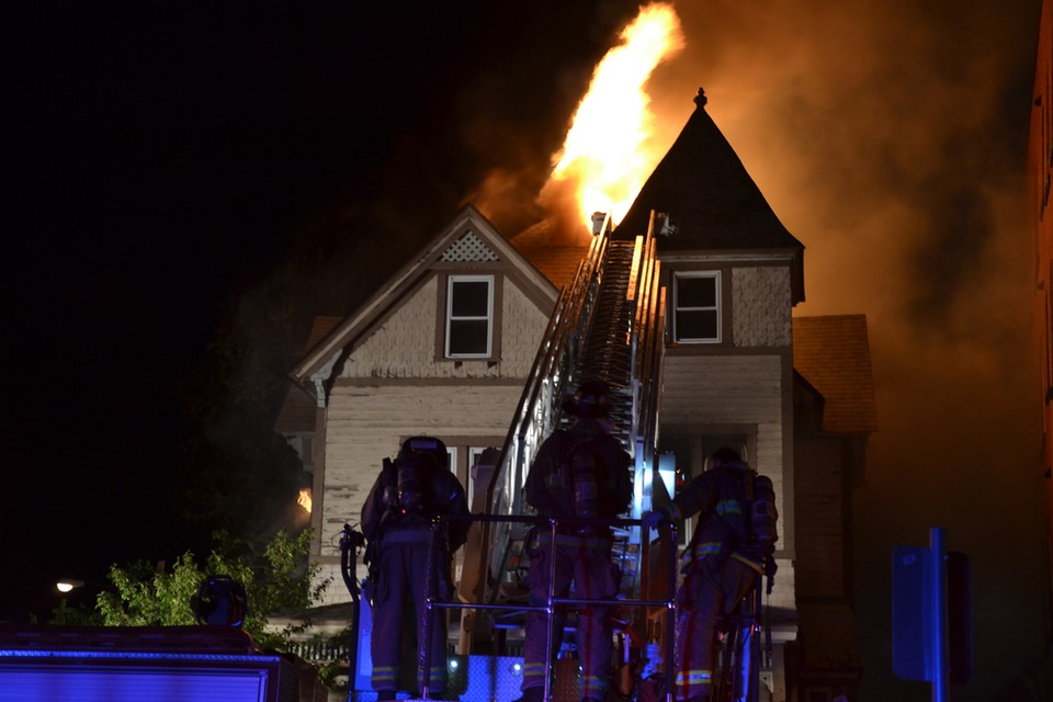 Springfield Mass Firefighter Called To Vacant Dwelling Fire
