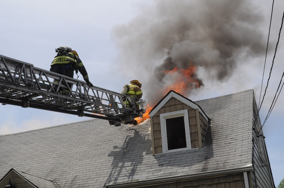 Aerial Ladder Operator Training Can Reduce Firefighter