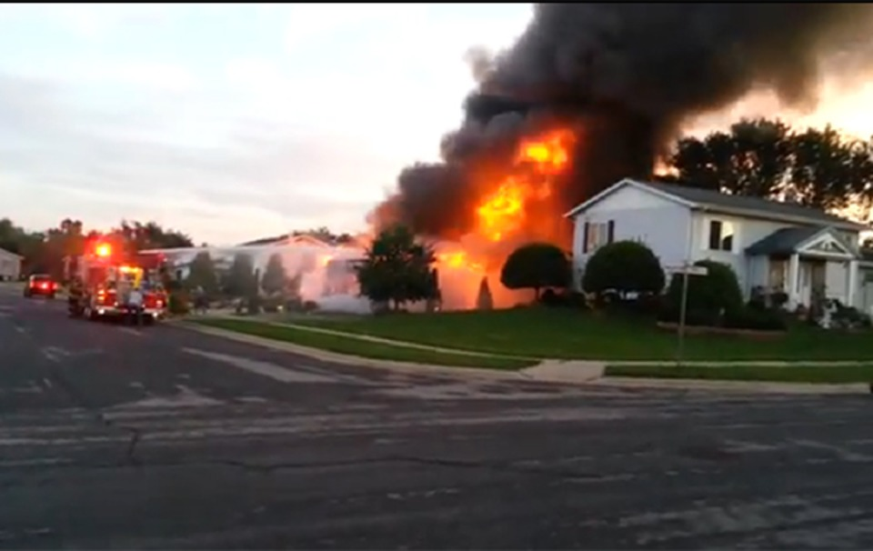 Firefighter Tactics - The Blitz Attack for Structure Fires