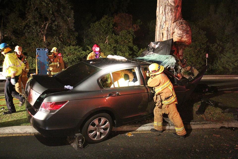 August   Car Crash Thousand Oaks Ca