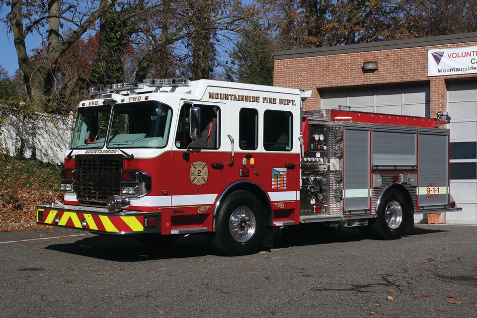 New Fire Apparatus Deliveries