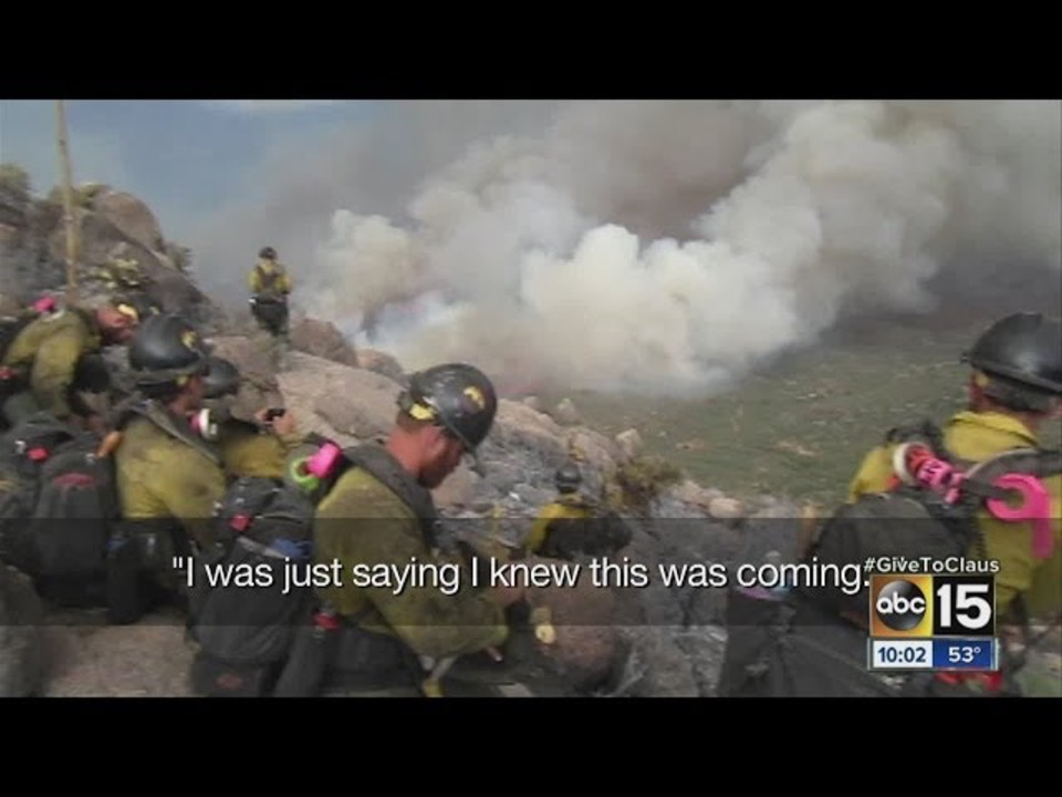 Granite Mountain Hotshots Final Moments