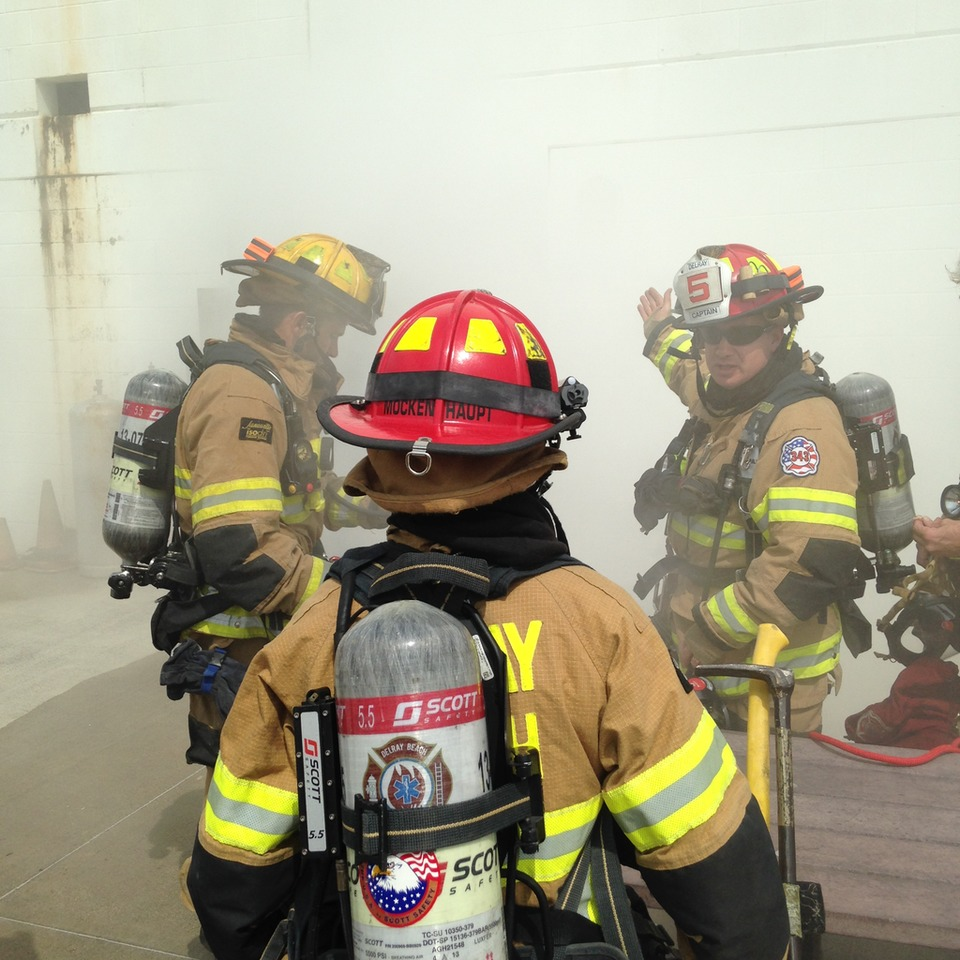 Photos Rapid Intervention Downed Firefighter Training