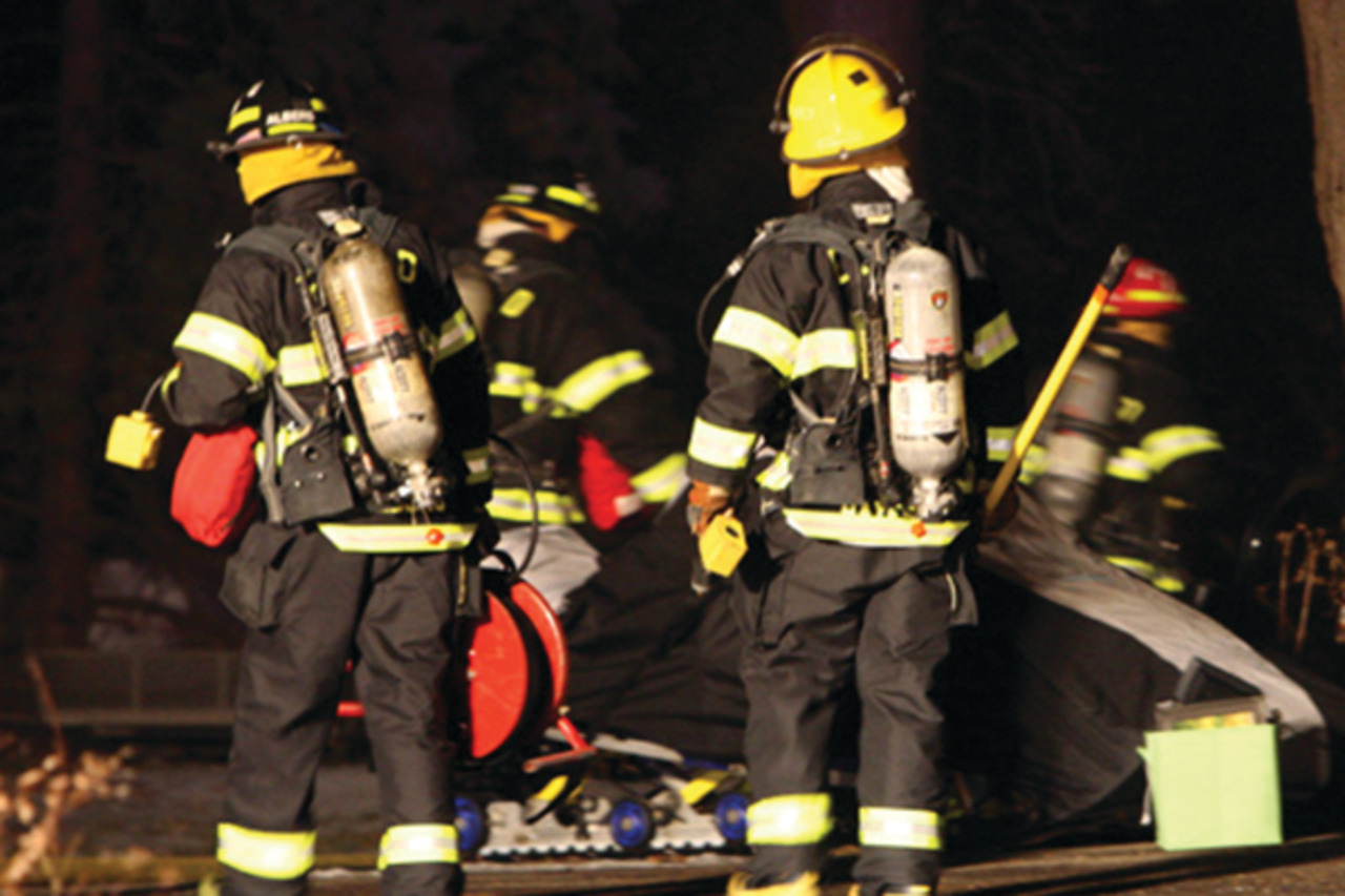 Burton Clark Asks Why Firefighters Carry Out Certain Actions