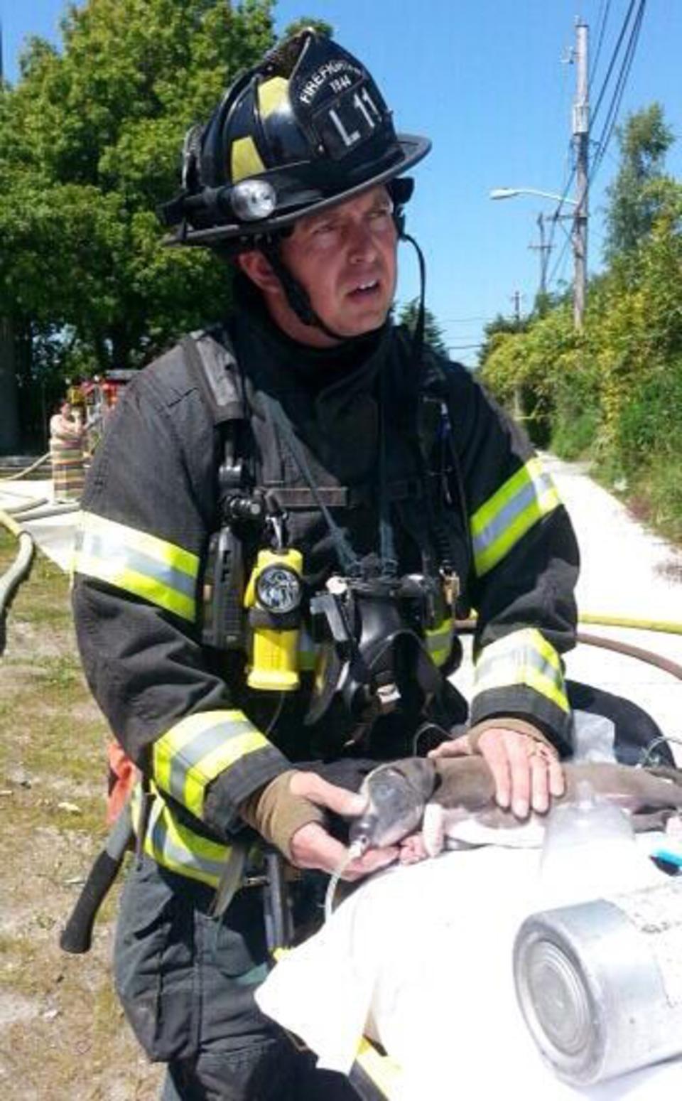 Seattle Firefighters Bs