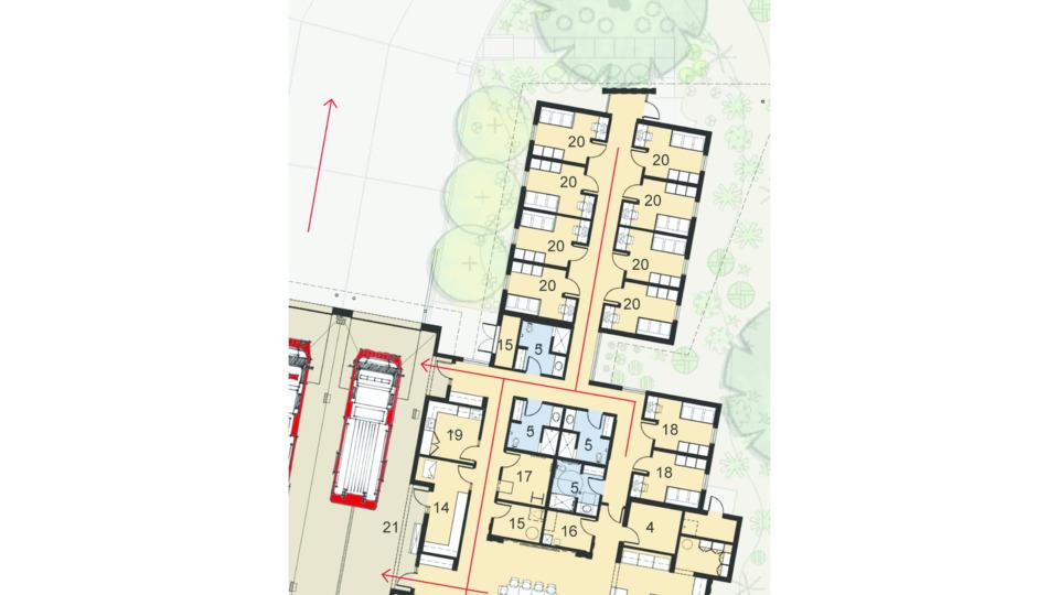 2014 Fire Station Design Awards Firehouse Design Station Floor Plan on ambulance design plan, firehouse floor plans dimensions, firehouse interior design,