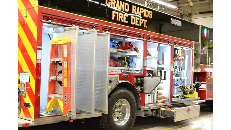 Innovative Rigs on The Street: Grand Rapids, Minn., Three-Year Project on Fire Engine