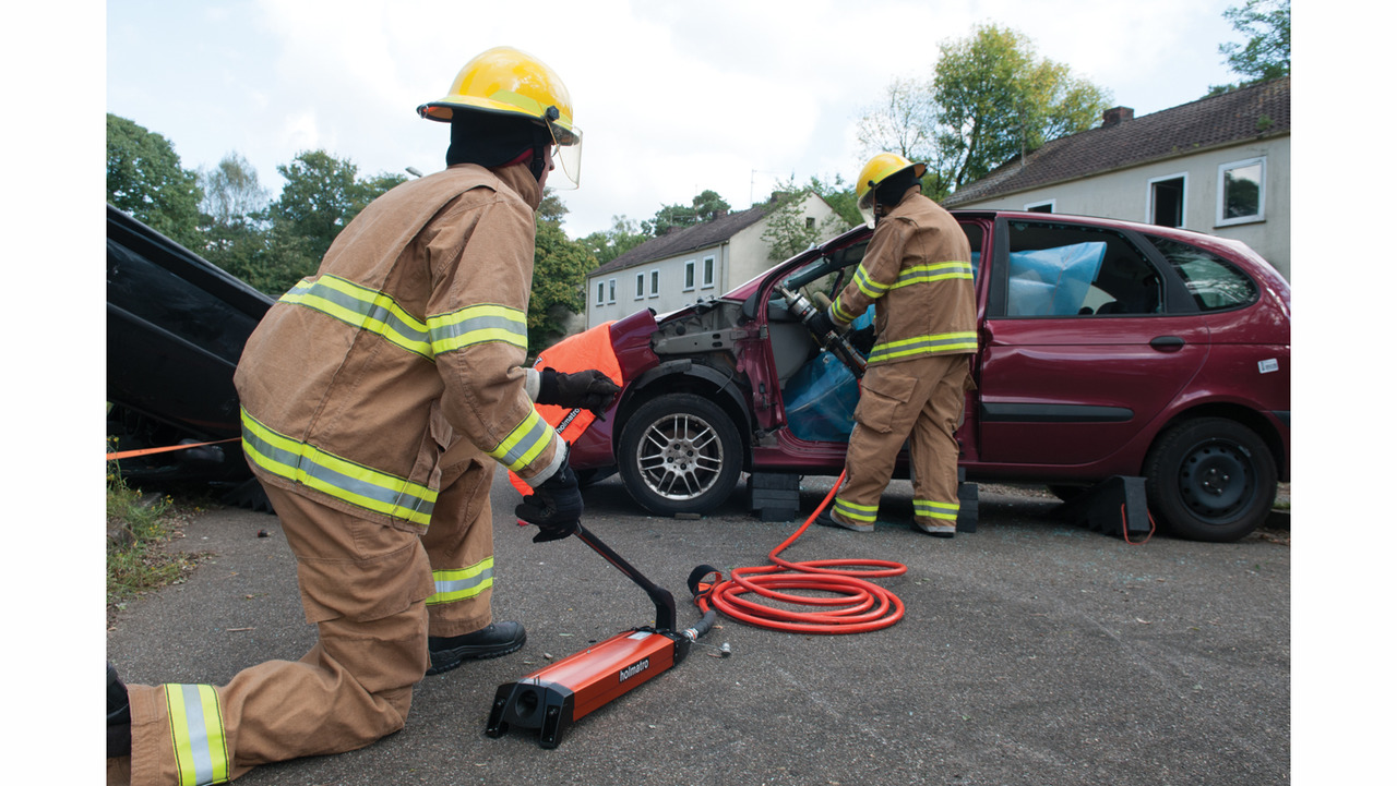 Holmatro - Vehicle Rescue and Extrication Equipment - Shoring and