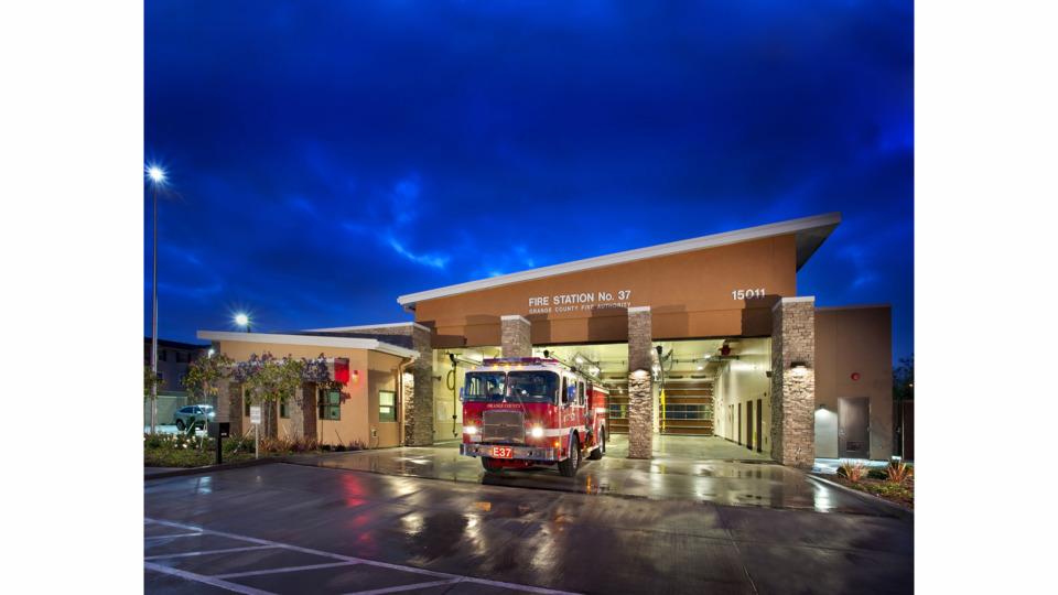 Arlington Career Center >> Photos: Award-winning Fire Station Designs - Firehouses