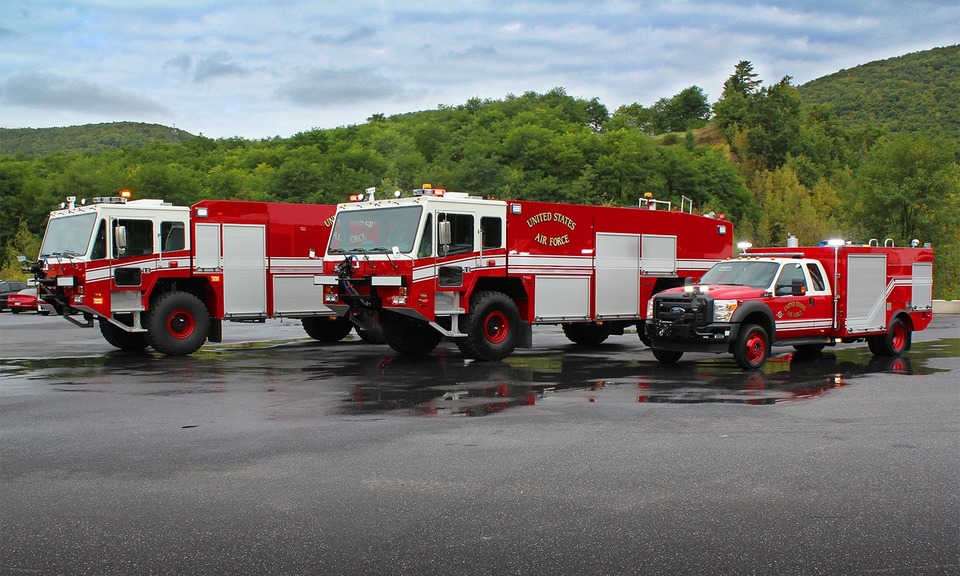 KME Delivers Dozens of Rigs to...