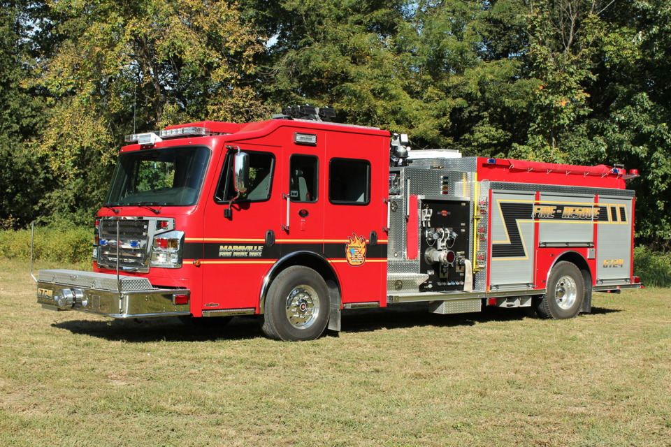 New fire apparatus deliveries for Nj motor vehicle point reduction course