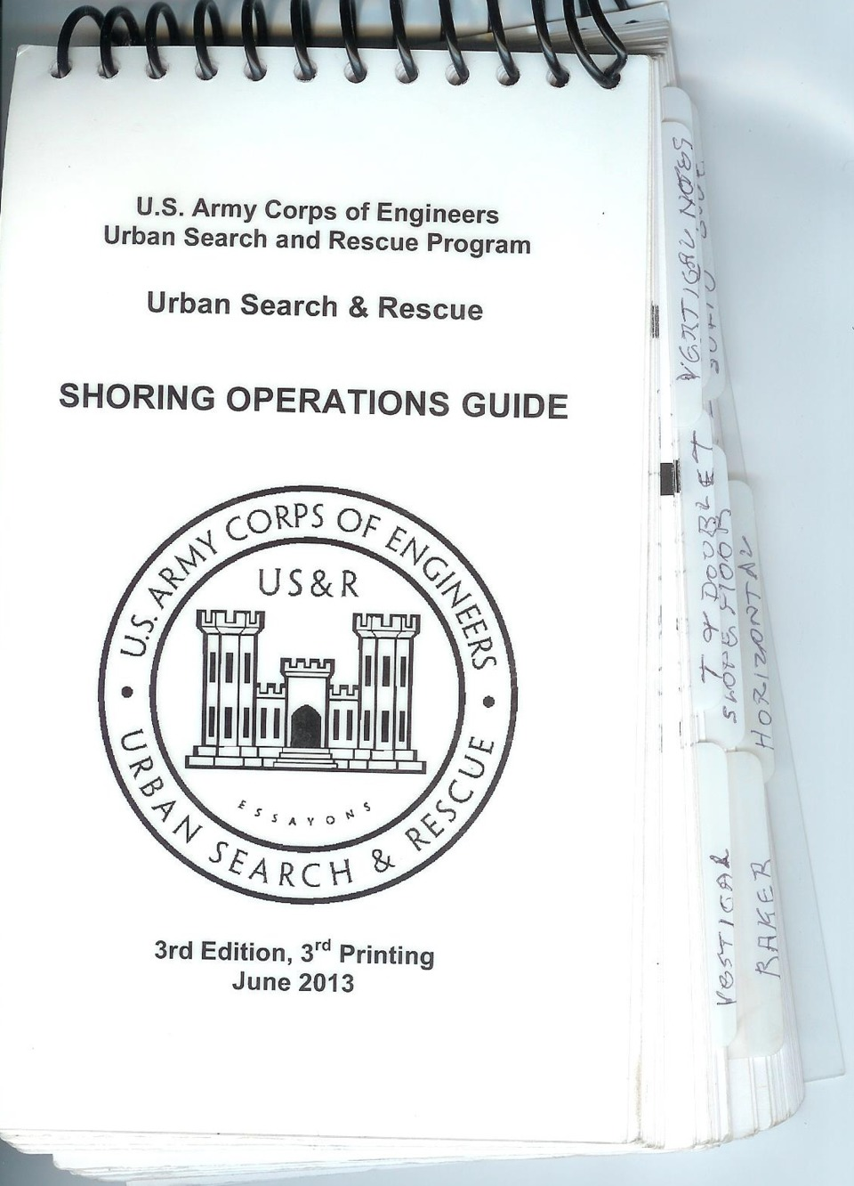 collapse rescue operations field and shoring operations guides rh firehouse com