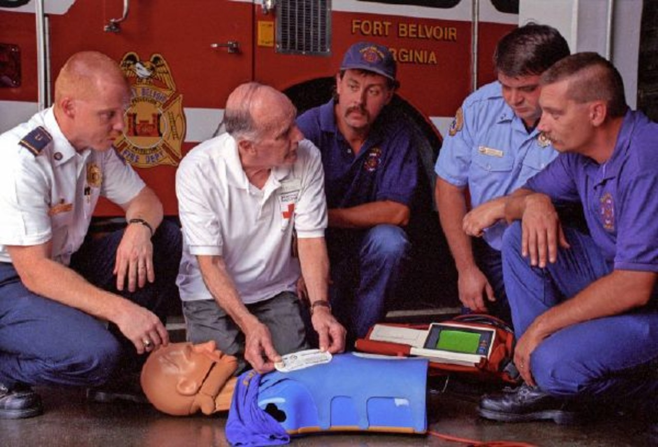 Fire Ems Training American Red Cross Offers Blended Learning For