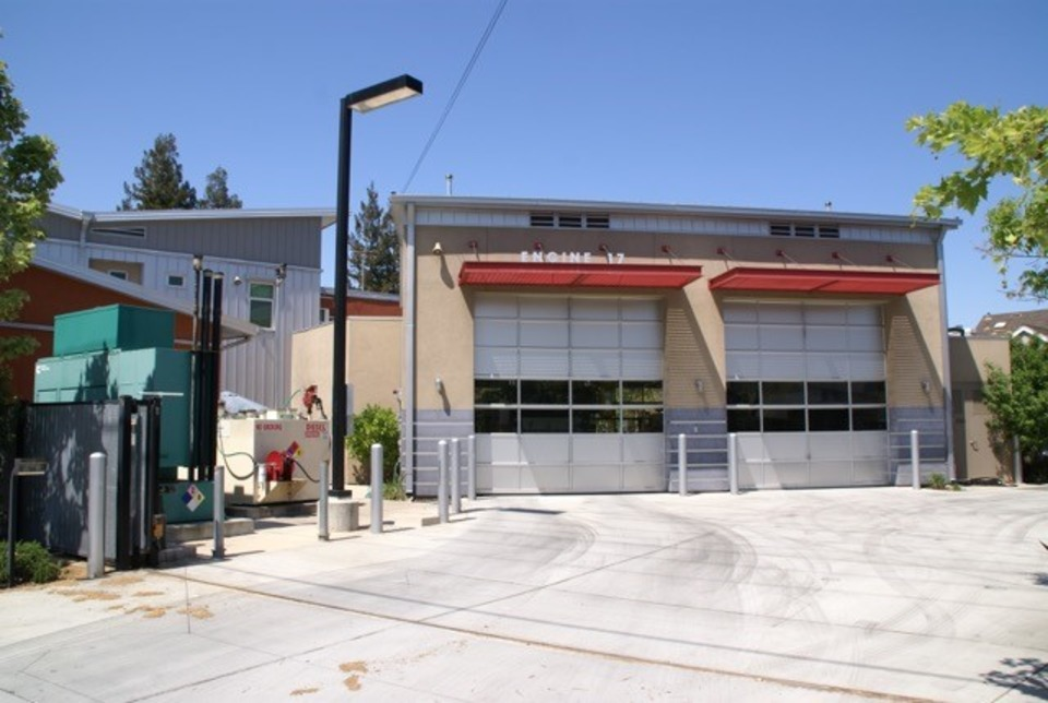 Fire Station Design - Station Tours Provide Ideas for New Firehouse