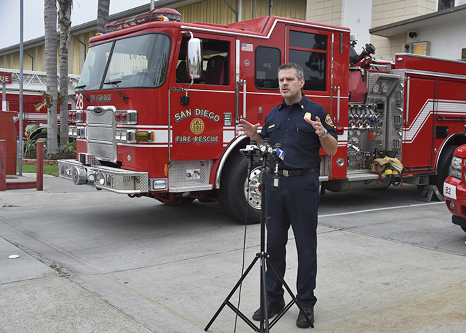 San Diego Deploys Urban Area Incident Management Team to
