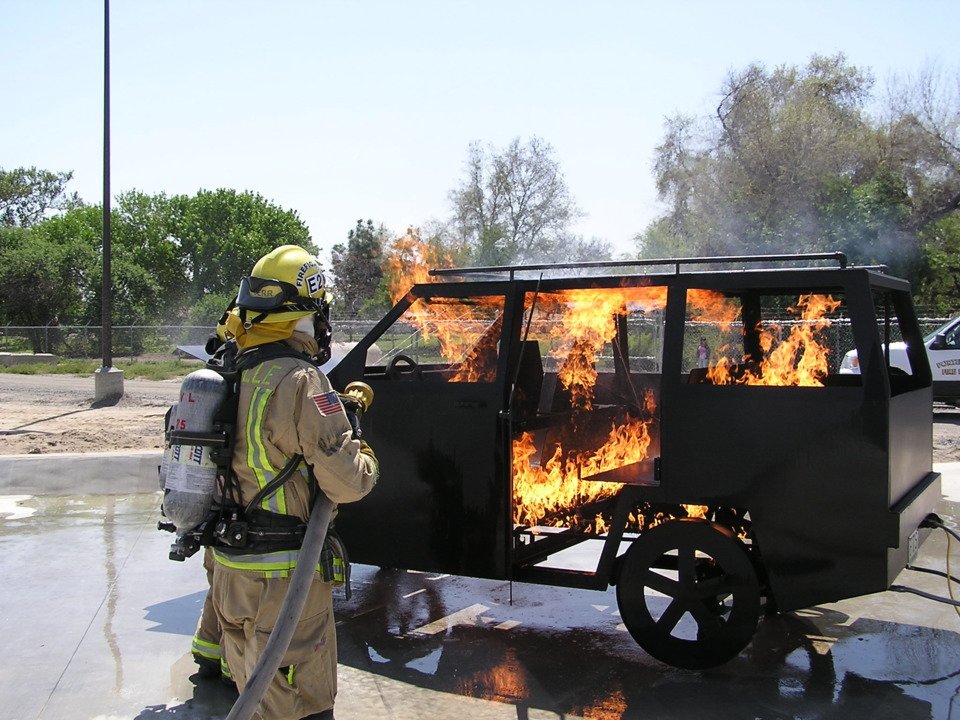 Fire Training Structures Streamlines Bidding Process With