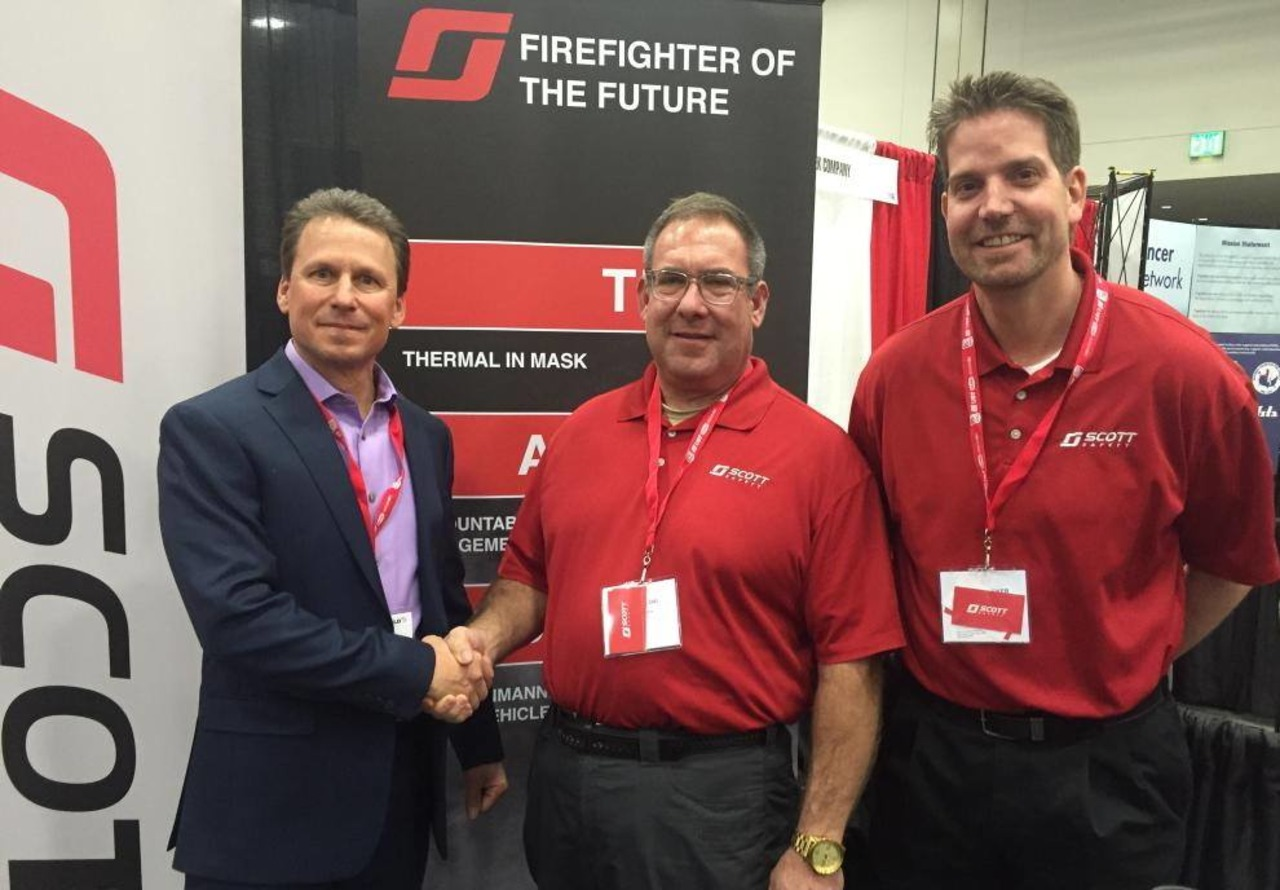 From Fcsn >> Firefighter Cancer Network Receives Scott Safety Grant