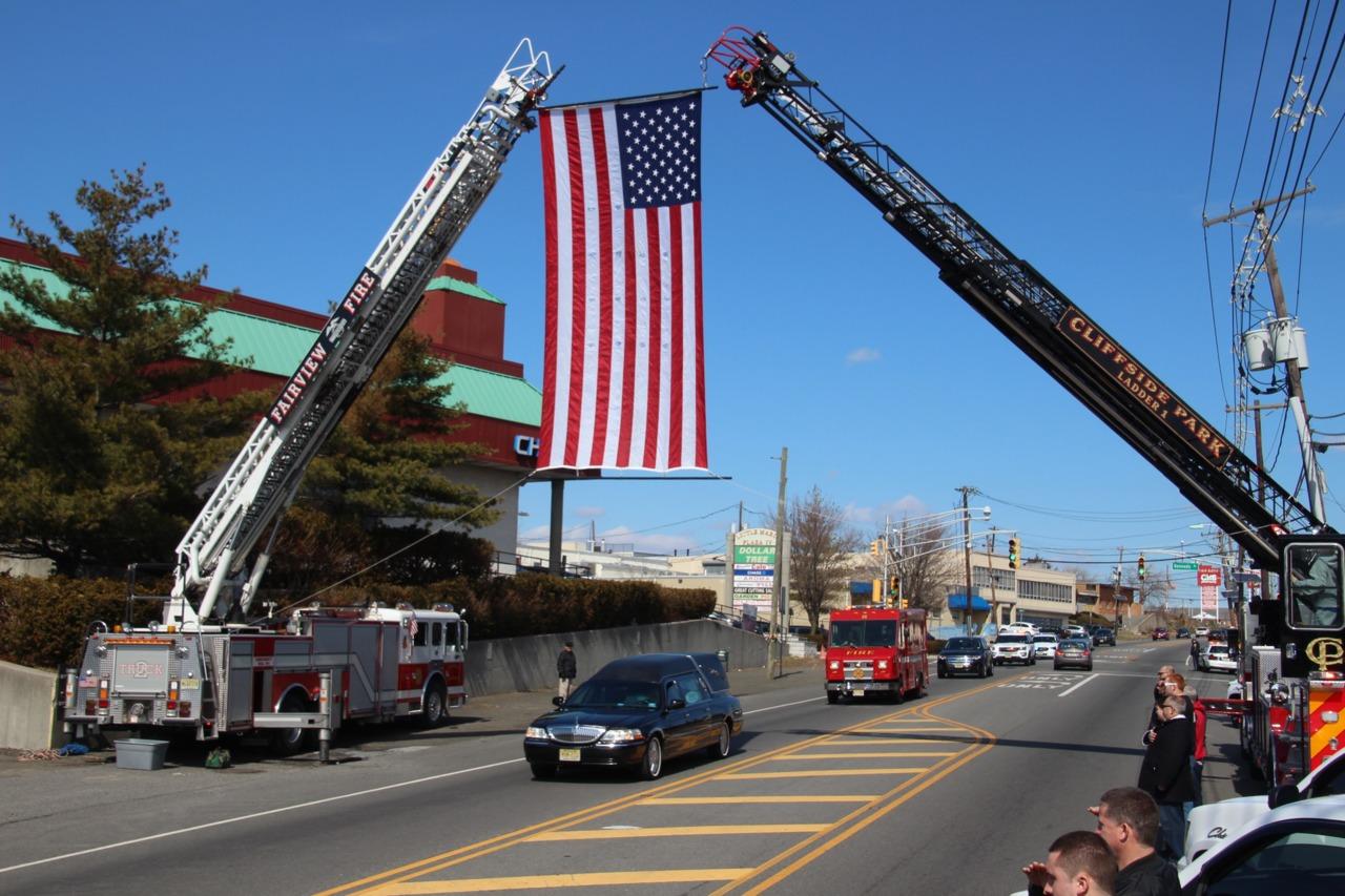 Firefighters Remember Jersey City Fire Dispatcher Ira Rubin