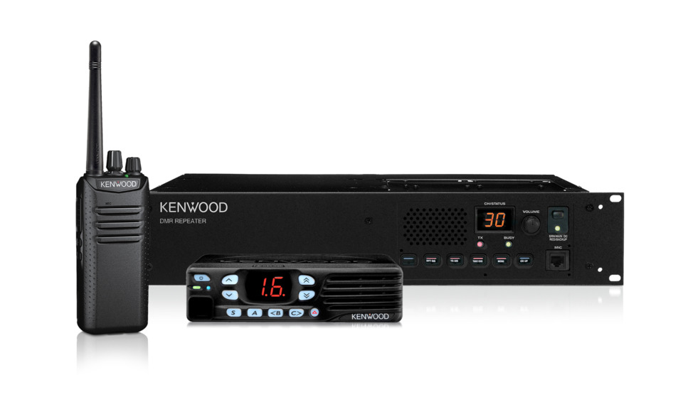 JVC KENWOOD USA Corp  Shows Full Line of DMR Tier II Radios