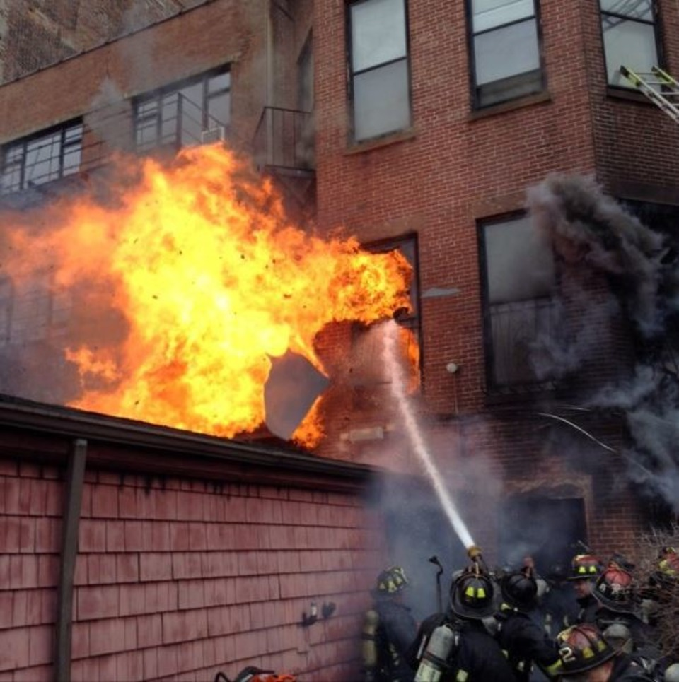 Why Ground Water Comes Up Through Basement Floors: NIOSH Report 2014-09 On Boston Firefighter Fatalities