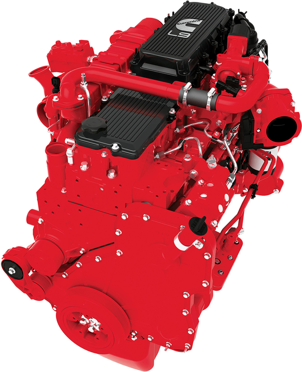 Firefighter Product News - Cummins L9 Engine, 10KW Onan Generator