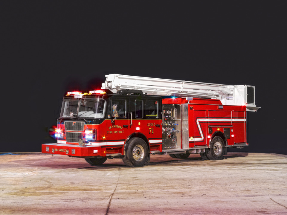 Fire Apparatus News Frankfort Receives First New Snorkel