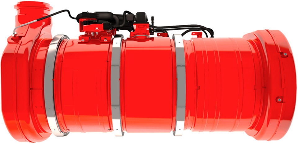 Firefighter Product News - Cummins L9 Engine, 10KW Onan