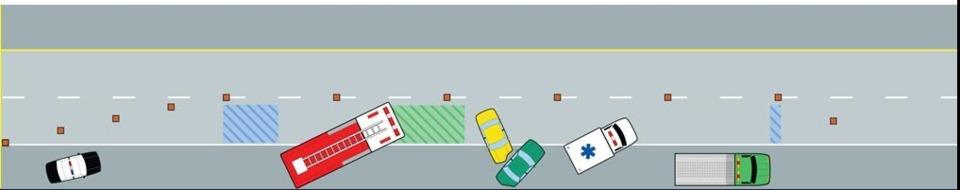 Firefighter Training - Jack Sullivan - Roadway Blocking ...