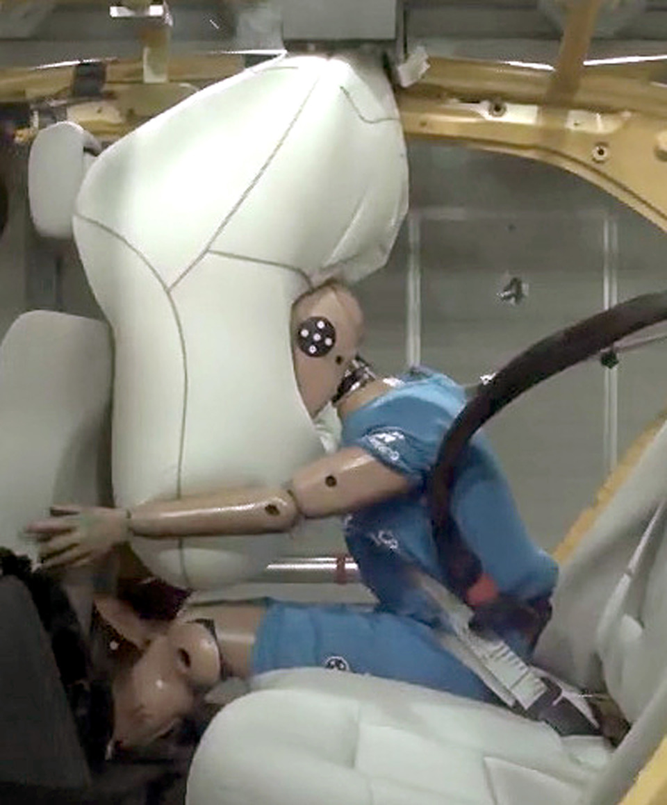 University of Extrication: Future Airbag Systems - Part 1