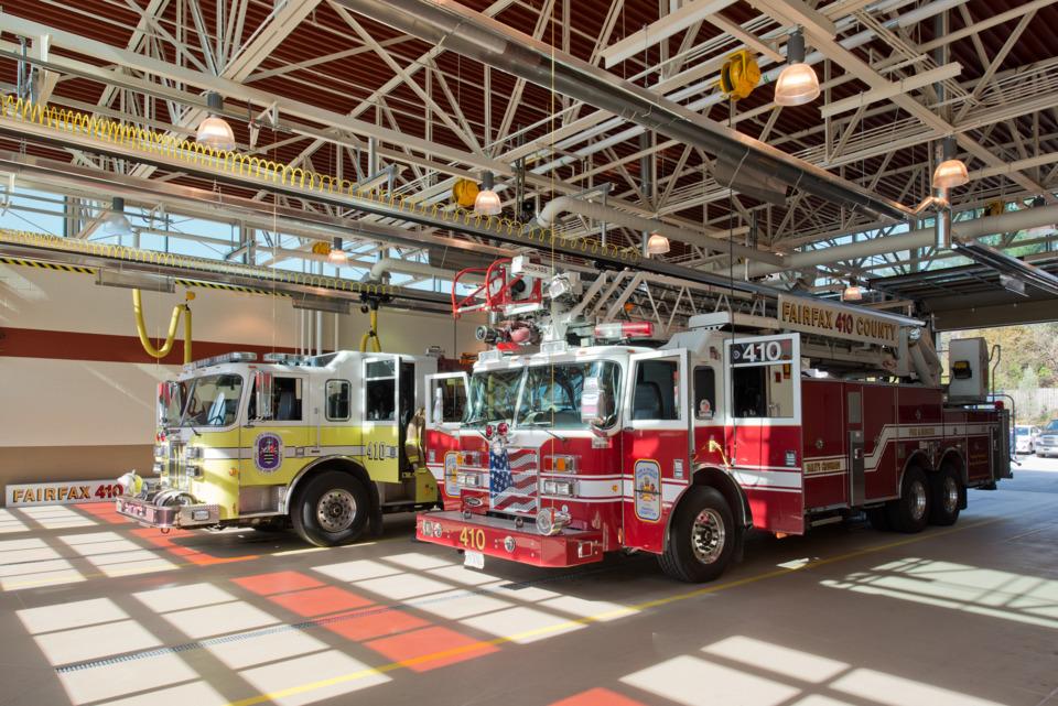Fire Station Photos Fairfax County Bailey S Crossroads