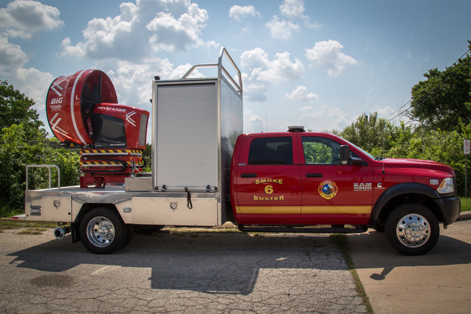 Austin Tx Fire Dept Receives First Large Scale Mobile