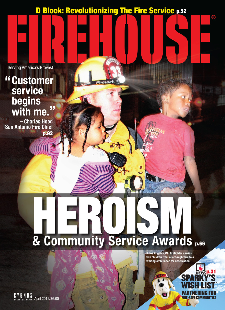 a57f6e0f952f Firehouse Magazine Covers Through the Years