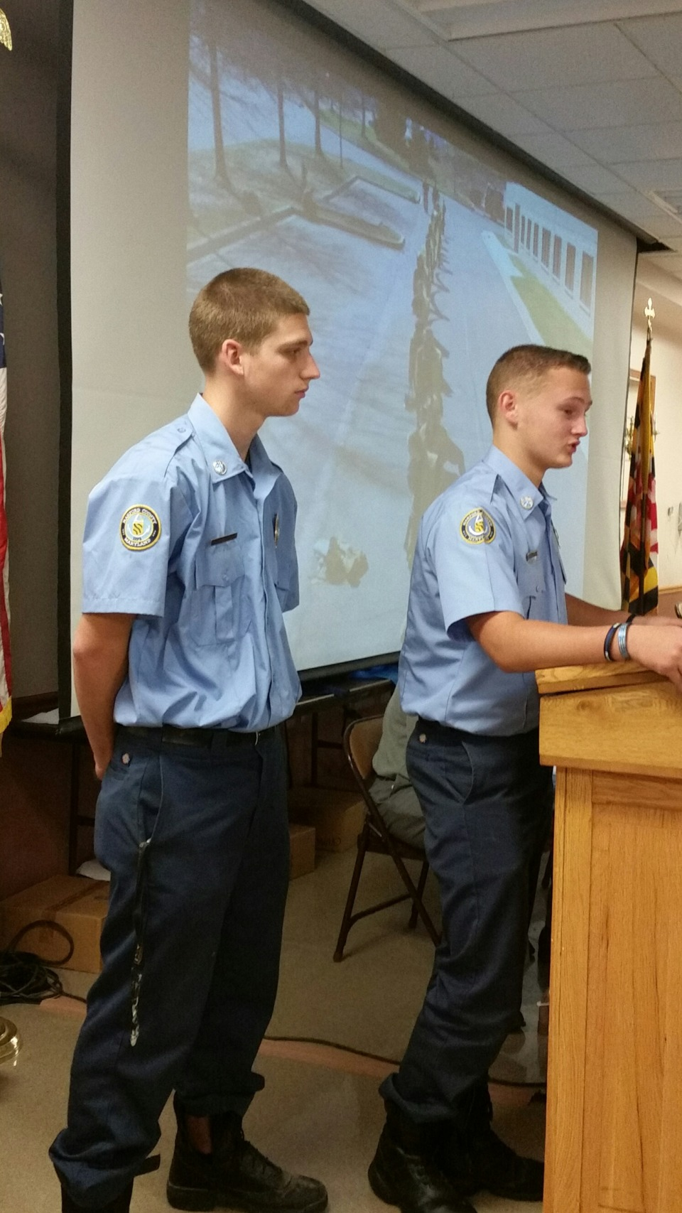Various Issues Discussed at Cumberland Valley Firemen's