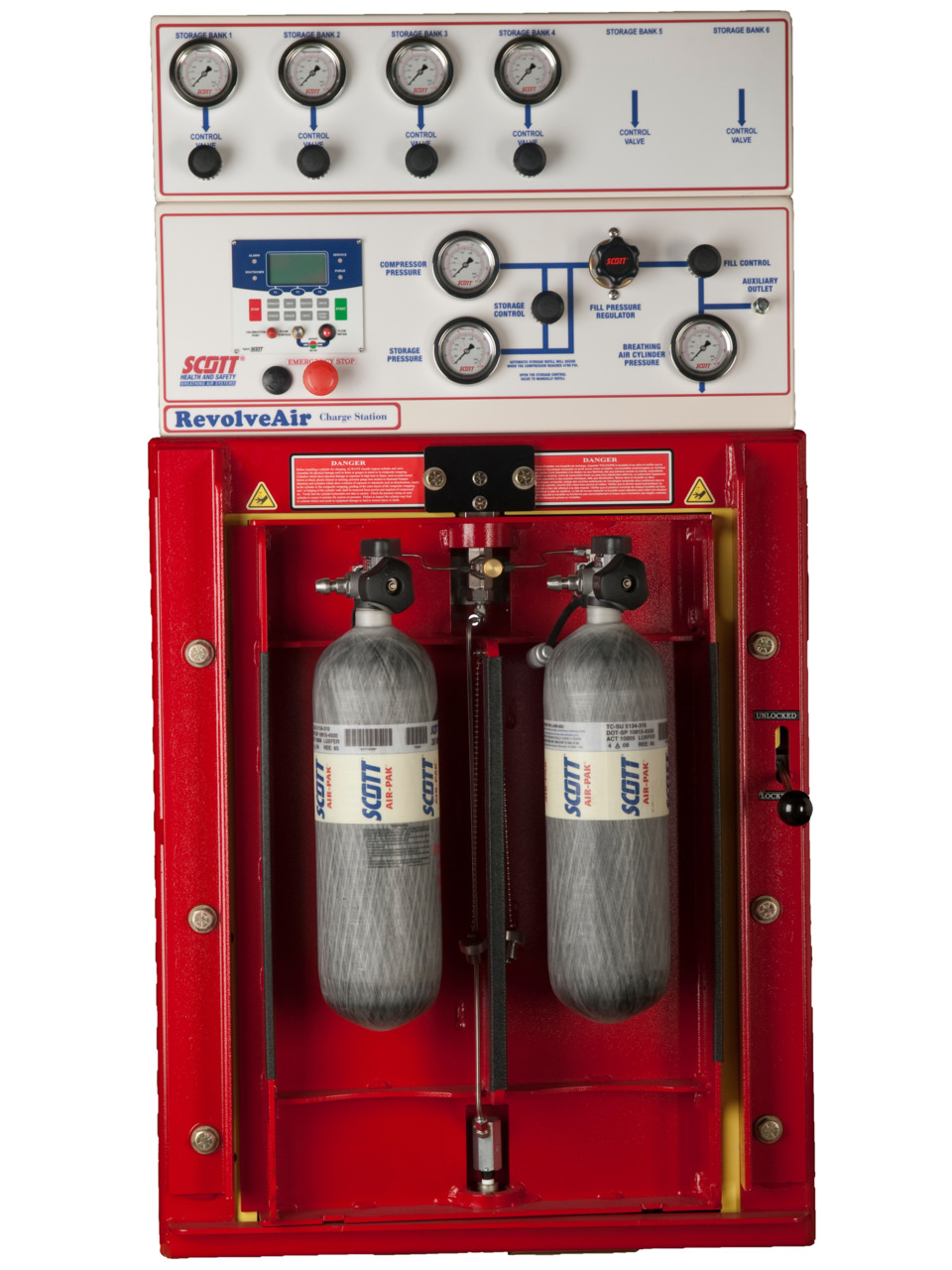 Selecting On Board Equipment For Fire Apparatus Fire
