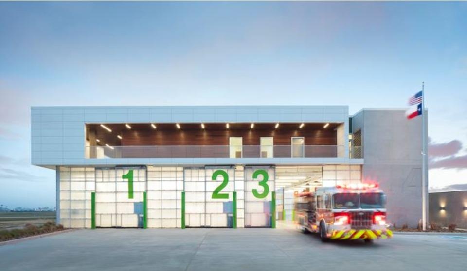 Charmant Credit: HDR U0026 English Architects. Galvestonu0027s Station 4