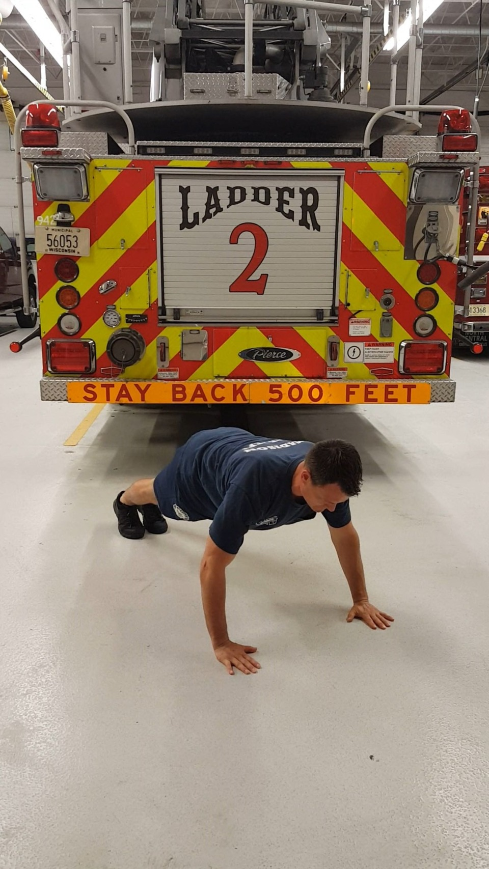 Health & Wellness: 6 Bodyweight Exercises for Firefighters
