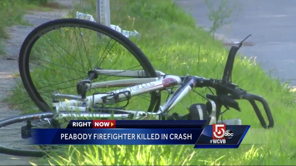 MA Firefighter Who Was Overcoming MS Killed Riding Bike