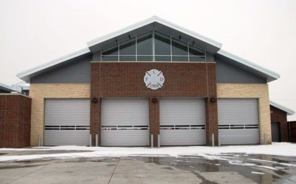 hormann 597a1b5fa2808 & Fire Station Doors - Apparatus Bay Doors - Hormann Flexon LLC ...