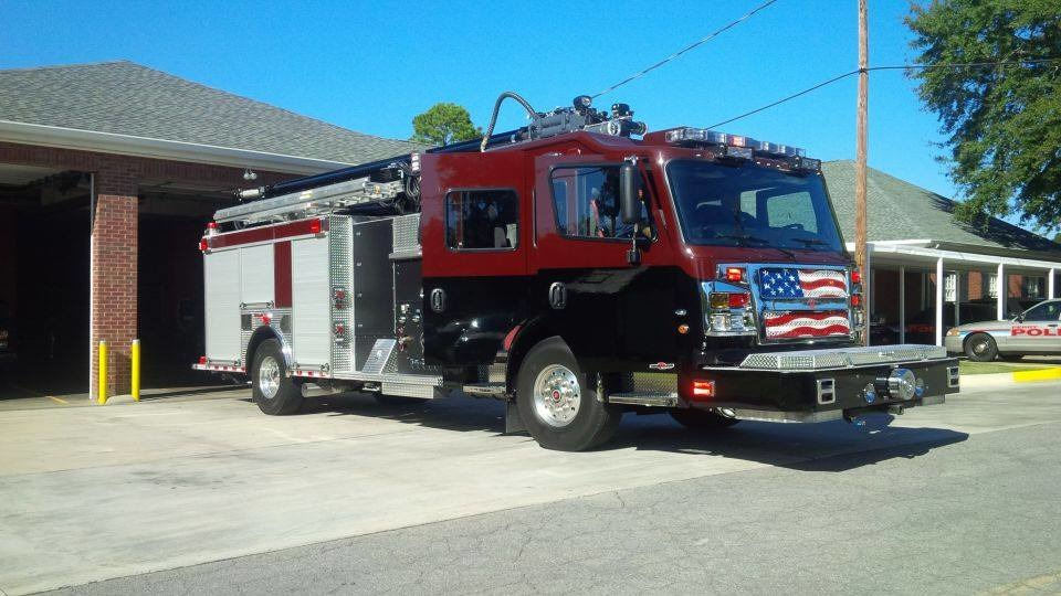 Fire Apparatus Come In A Myriad Of Colors