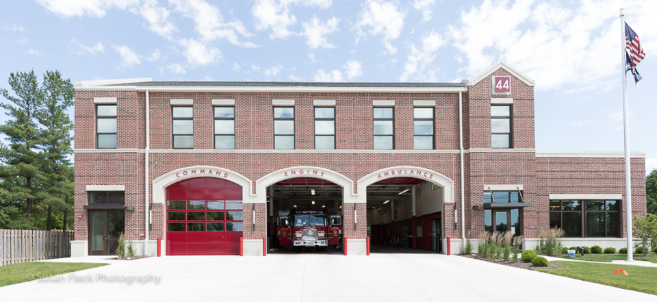 Designing Fire Station Bunkrooms and Sleeping Quarters - Firehouse