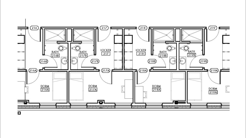 Designing Fire Station Bunkrooms And Sleeping Quarters Firehouse Planning