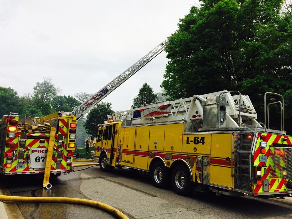 Pike Twp Fire Department First In Indiana To Achieve Iso Class 1