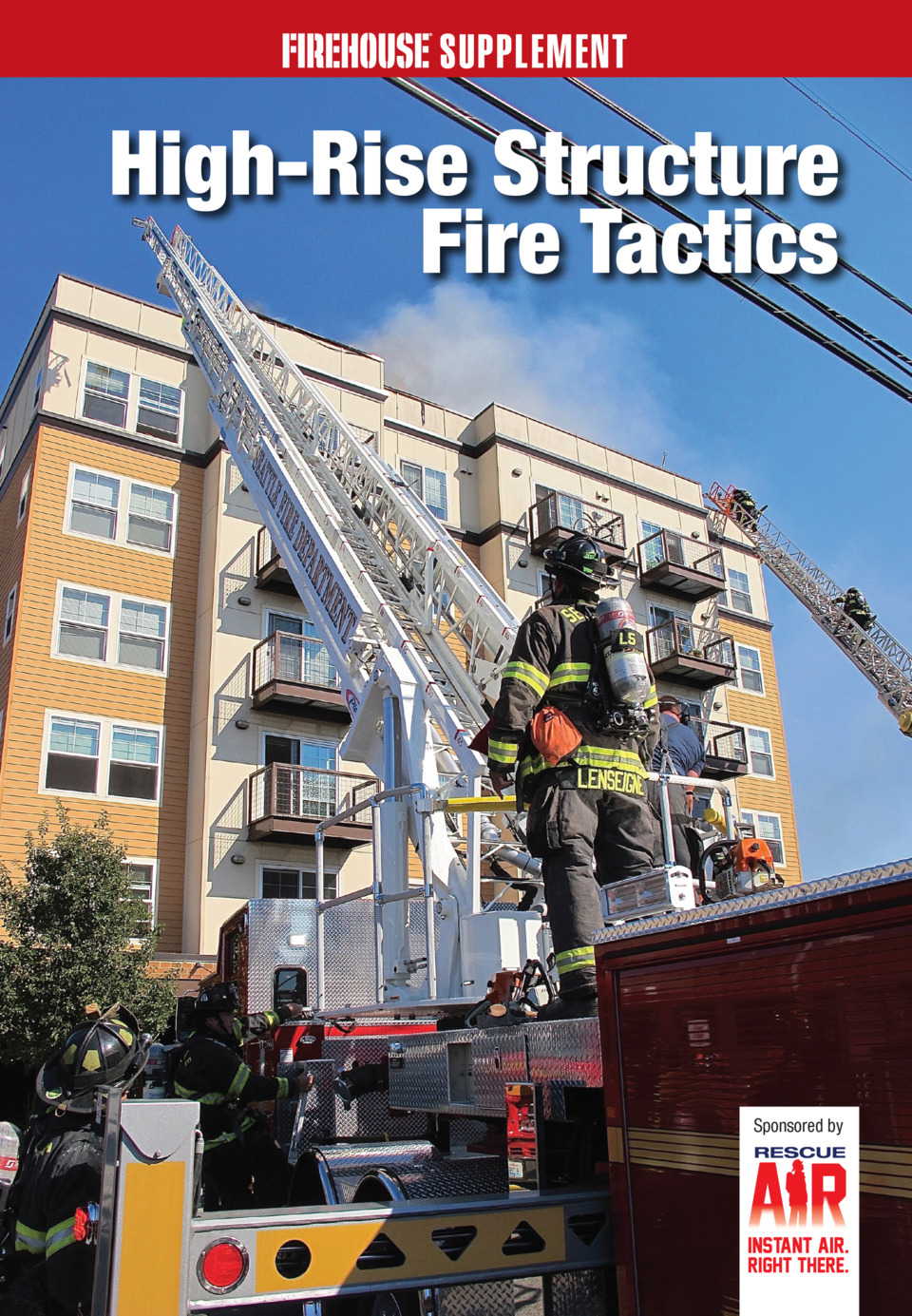 High Rise Structure Fire Tactics Firehouse Supplement